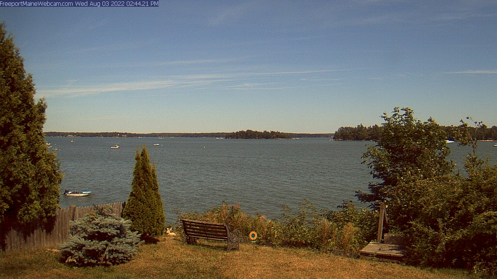 Midcoast Maine Webcam