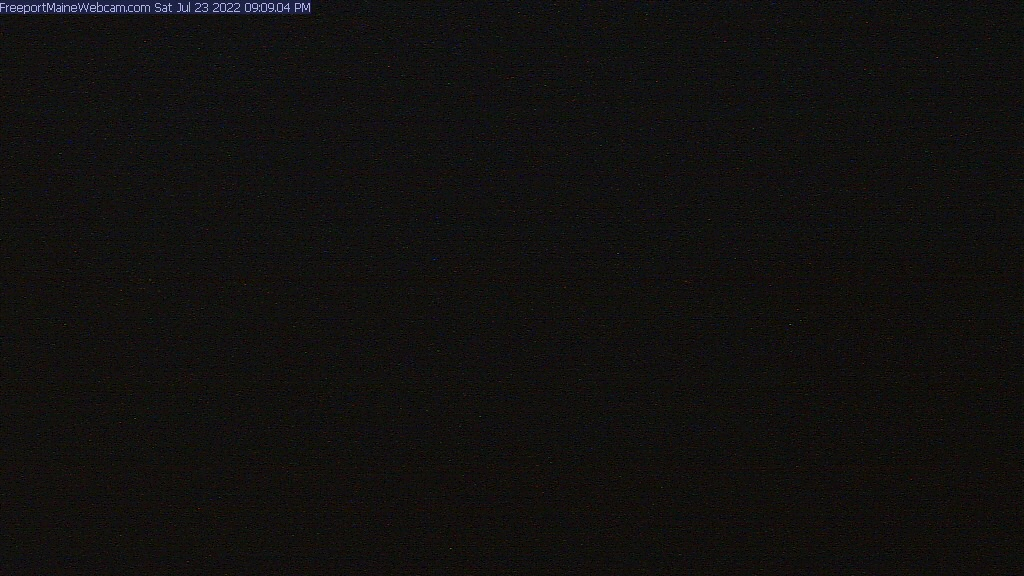 Freeport Maine Ocean Webcam