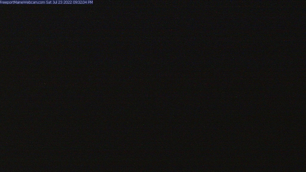 Freeport Maine Webcam
